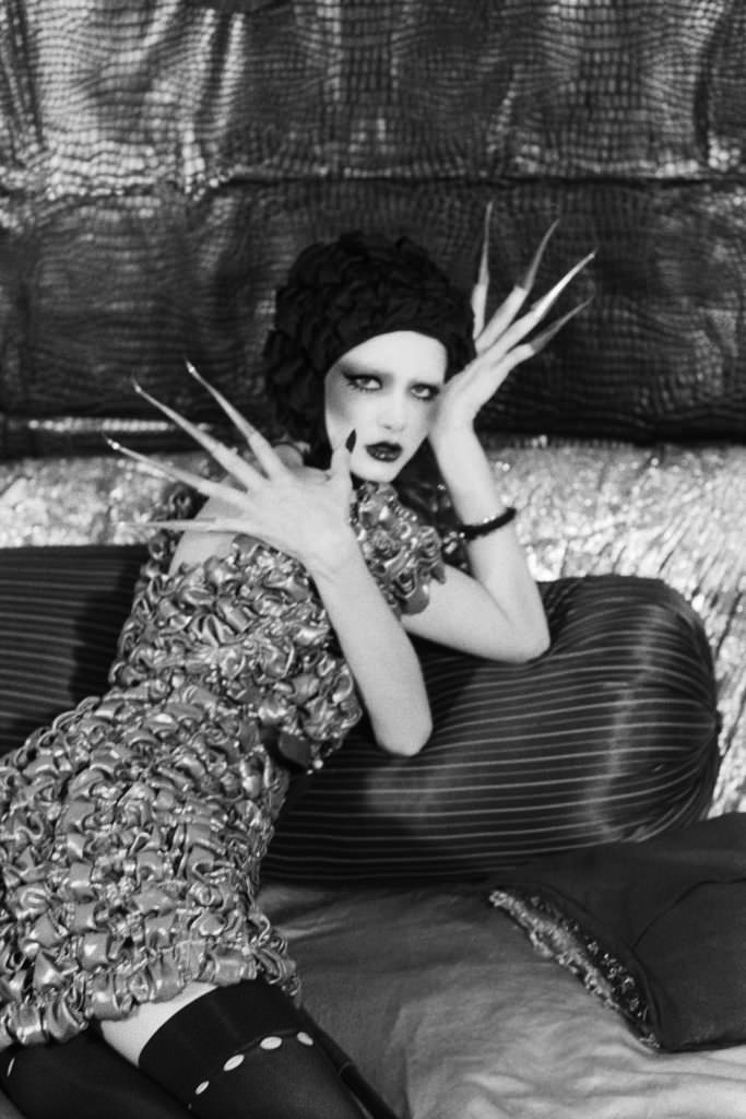 YSL by Irina Ionesco