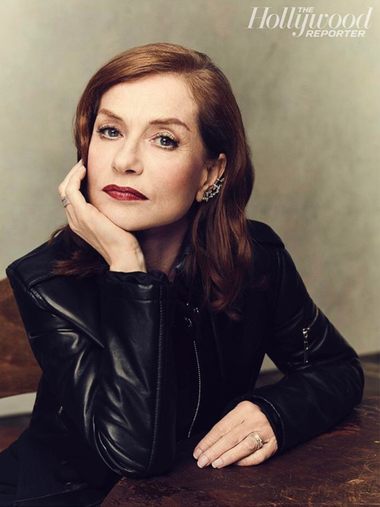 Interview/ Huppert/ Huguet