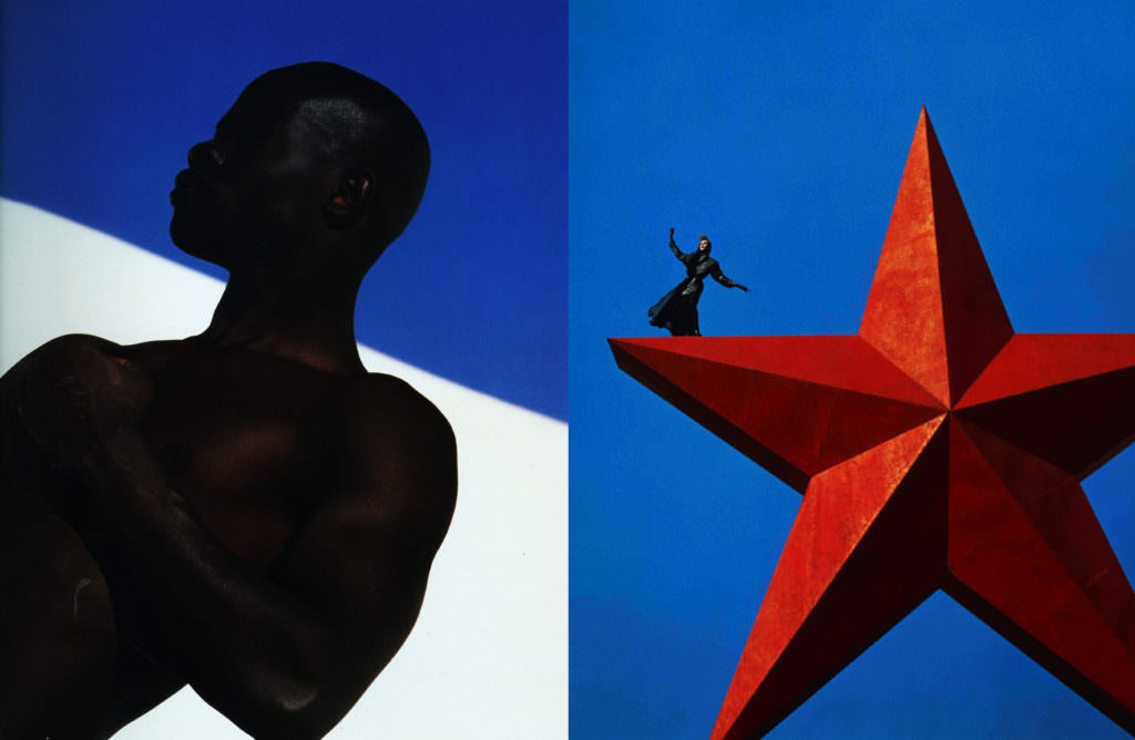 THIERRY MUGLER, PHOTOGRAPHER