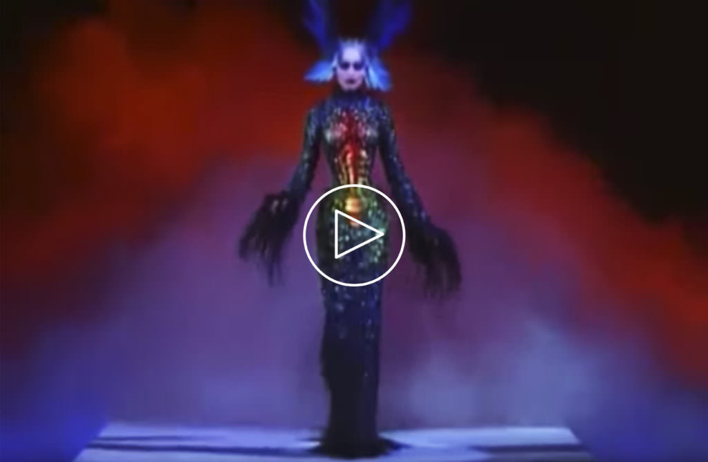 THIERRY MUGLER SHOWS